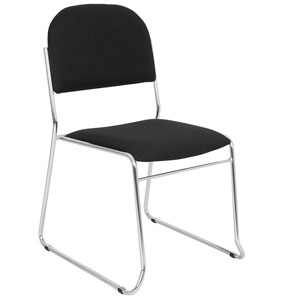 sc 1 st  Kirkhouse & Stacking Skid Base Lightweight Upholstered Chair