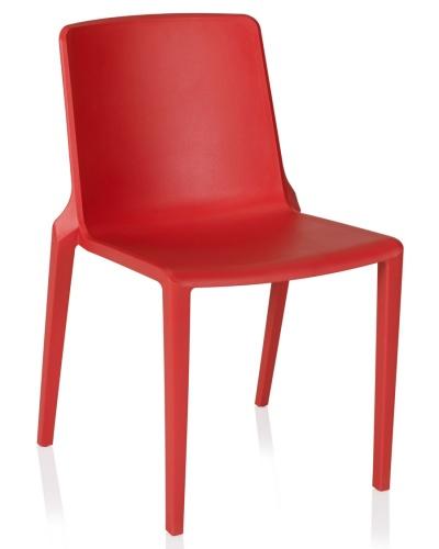 Ki Plaza Plastic Stacking Chair