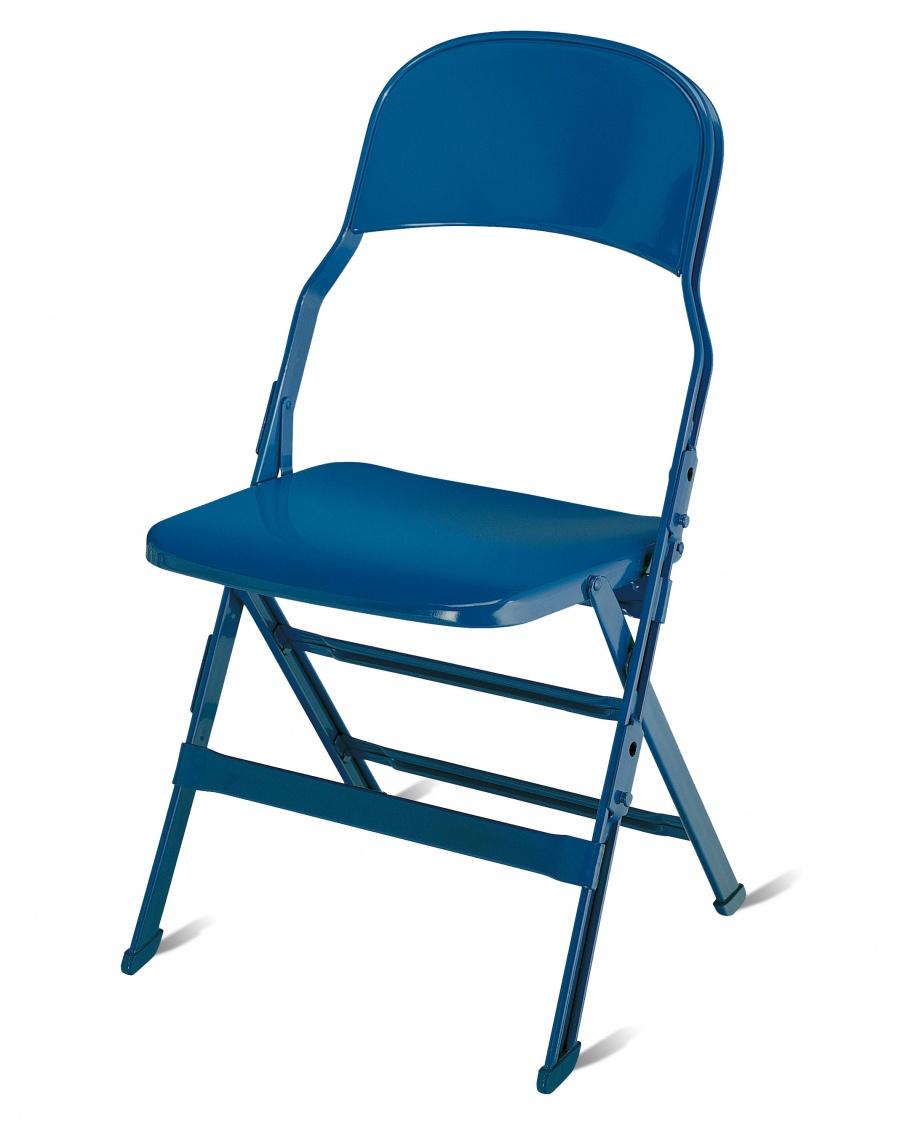 2000S Heavy Duty Metal Folding Chair