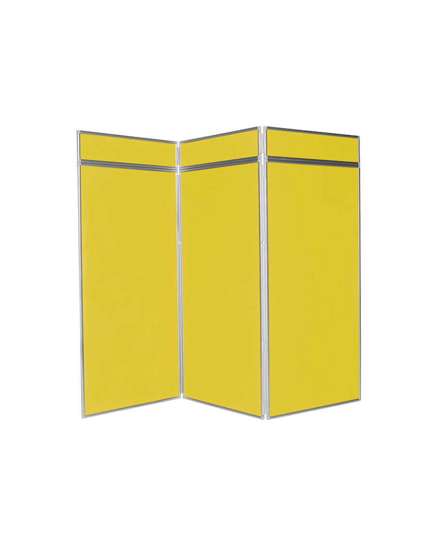 Exhibition Stand Panels : Panel folding jumbo display stand aluminium