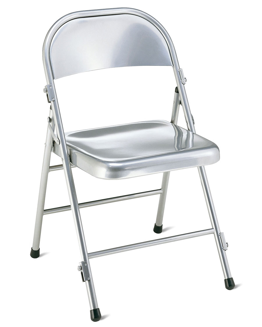 701g metal folding chair