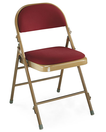 704G Plus Padded Folding Chair
