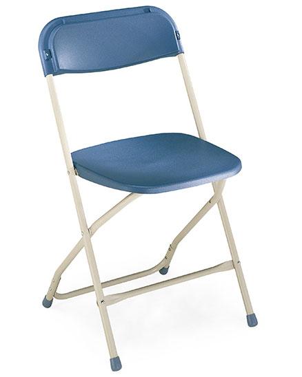 971 Polyfold Folding Chair