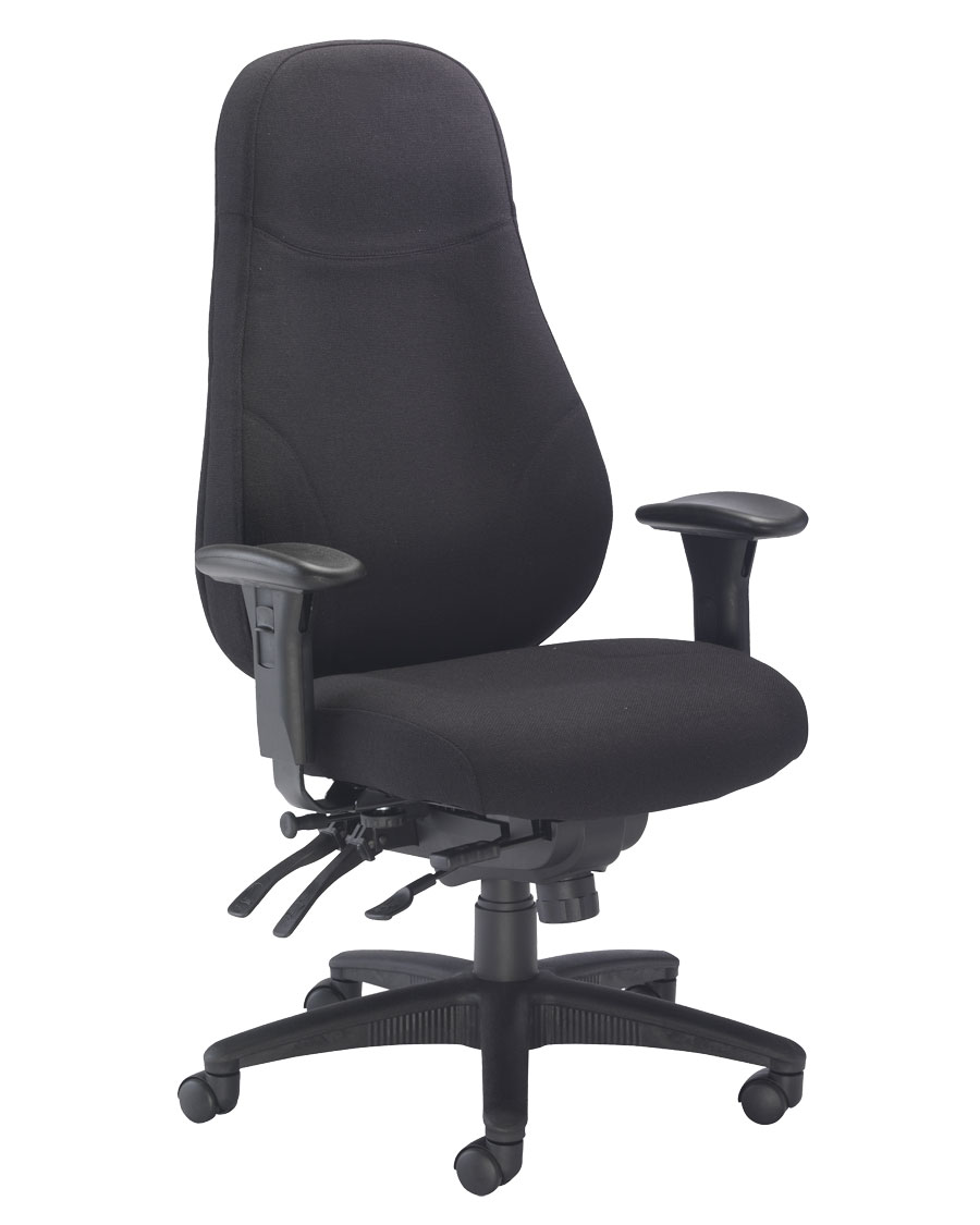 cheetah fabric office chair 24h