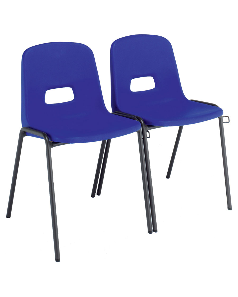 Remploy GH21 Plastic Stacking Chair Link