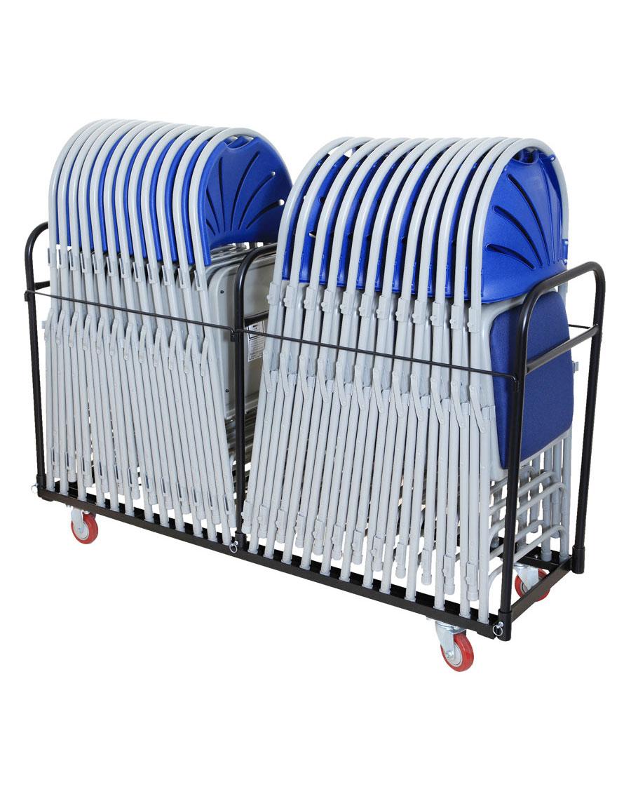 mogo 24 chair trolley