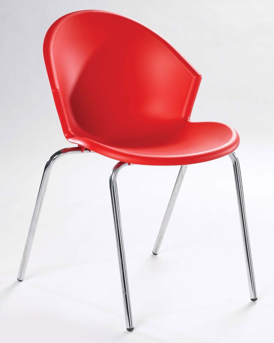 Ava Plastic Cafe Chair