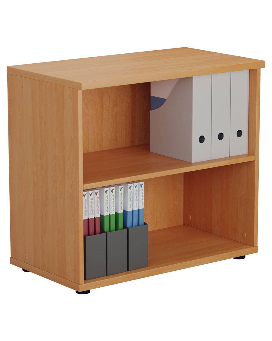 ONE 700H Desk High Bookcase (450 Deep) 24H