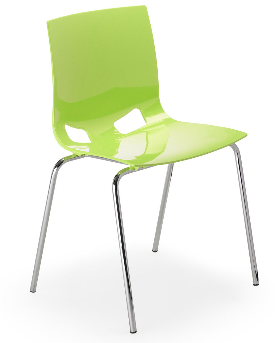 Fondo Plastic Cafe Chair 24H