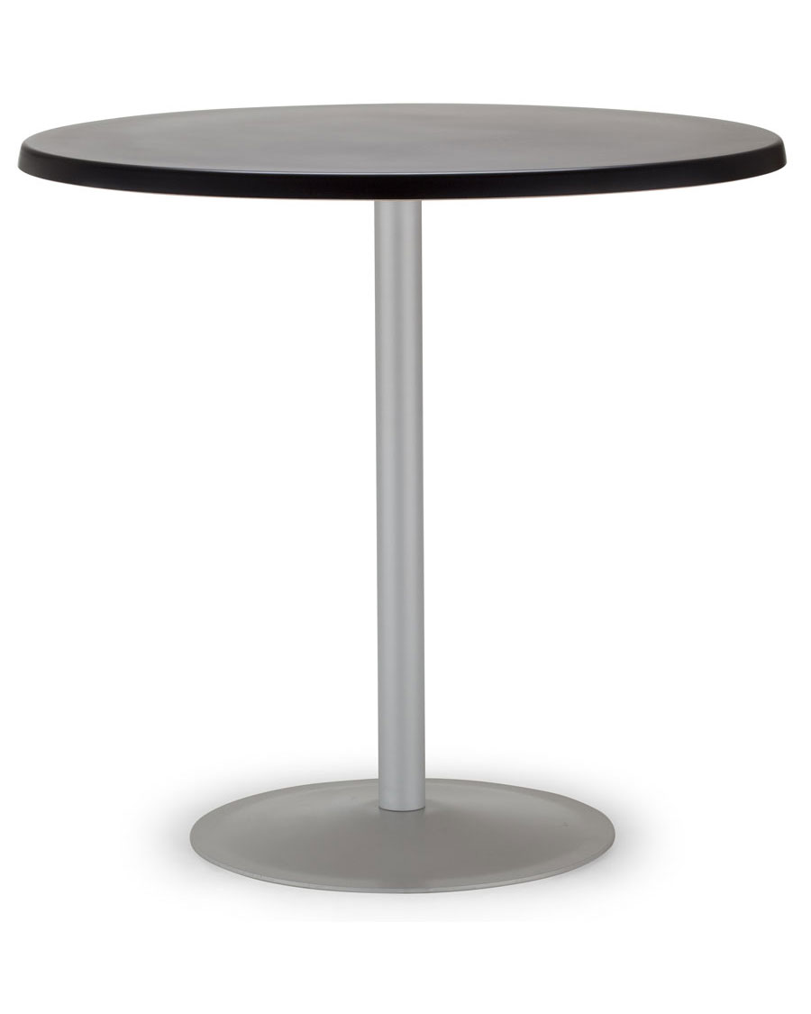 lena outdoor round cafe table 24h. Black Bedroom Furniture Sets. Home Design Ideas