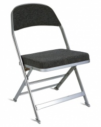 Marvelous 3450FSNF Shape Heavy Duty Padded Folding Chair