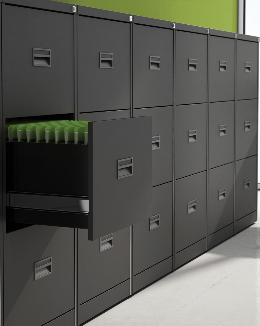 buy popular f96db 38131 A3 Jumbo / 5 Drawer Filing Cabinet